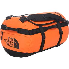 The North Face Base Camp Duffel S persian orange/tnf black